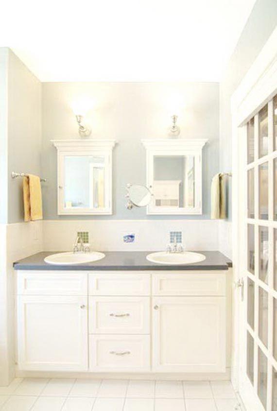 white bathroom cabinets bathrooms pinterest