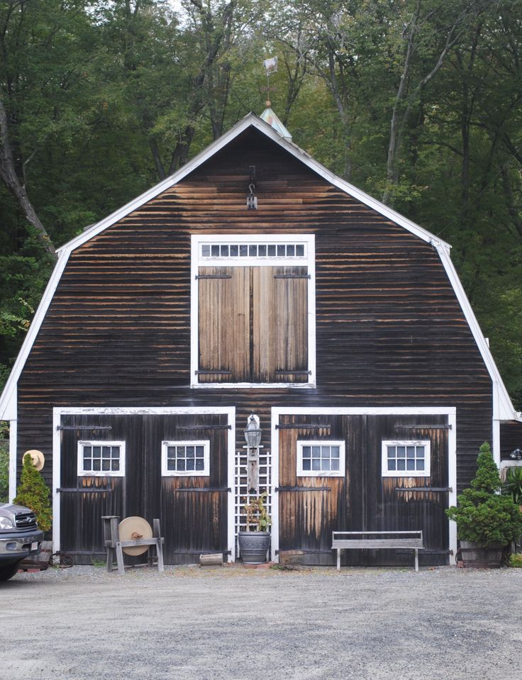 Best Colors For Sheds And Barns : Barn color combinations joy studio design gallery best