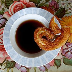 Gingersnap Palmiers--a perfect Christmas cookie that's unexpected and ...