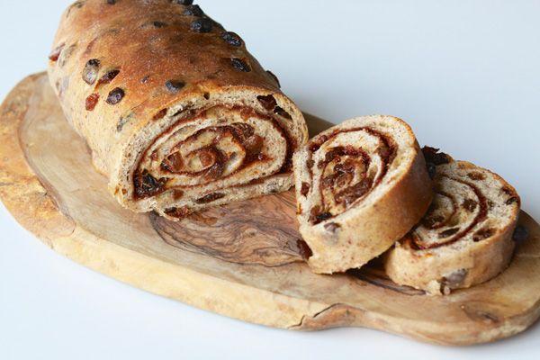 Homemade cinnamon-raisin bread | HOMEMADE STUFF | Pinterest