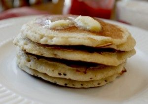 Absolutely the Best Pancakes Ever | Grain Mill Wagon