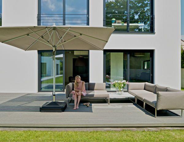 Terrasse bois composite  Home design  Pinterest