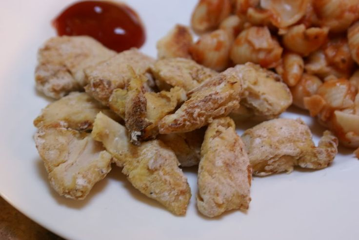 Oven Fried Chicken Nuggets - $5 Dinners | Comida deliciosa | Pinterest