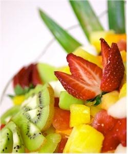 summer tropics fruit salad... | Tropical Crush | Pinterest