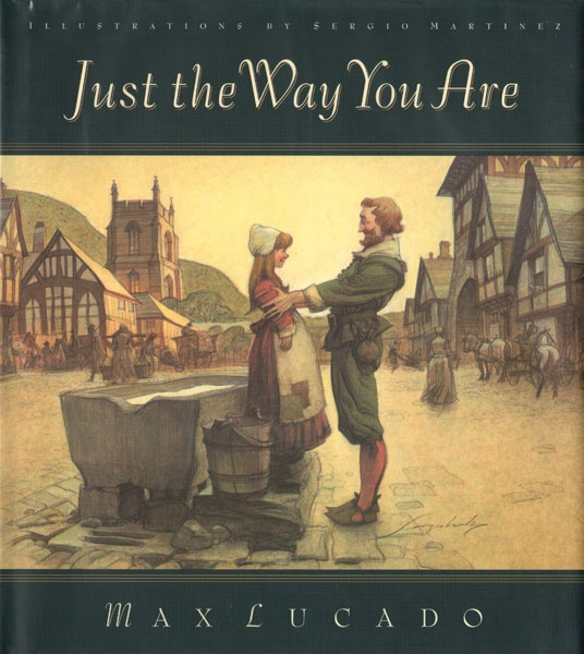 Just the way you are quot max lucado books amp tv series i ve finished