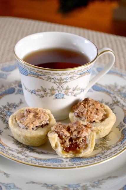 Apricot Pecan Tarts | food | Pinterest