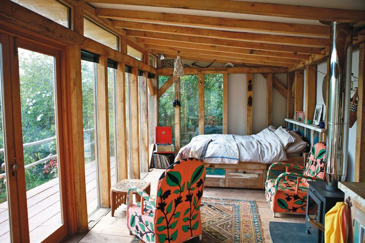 Tiny House With Lots Of Windows Jae 39 S Barn Loft