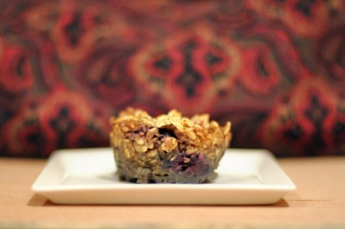 baked cherry oatmeal cups | recipes&(SUCH) | Pinterest