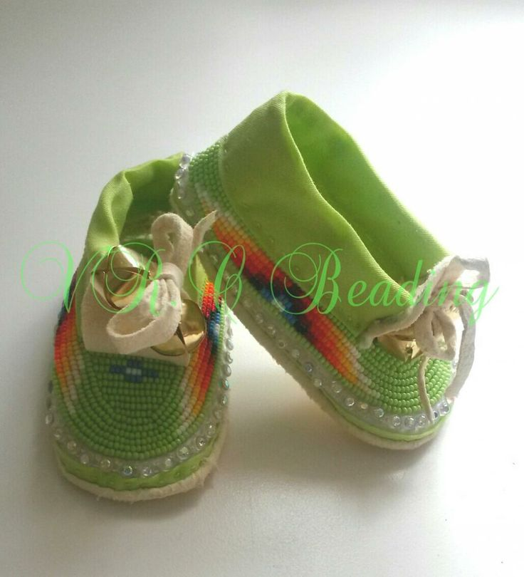 beaded baby moccasins baby moccasins