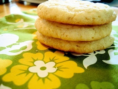 Chewy Lime Sugar Cookies | Food: Cookies | Pinterest