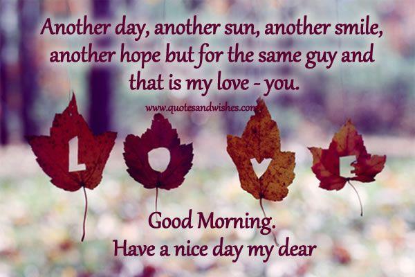 Good morning love images for boyfriend animaxwallpaper good morning message for boyfriend you care m4hsunfo