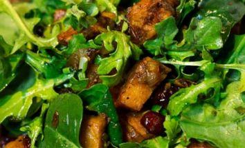 Sweet Potato & Spinach Salad | Recipes | Native Sun Jacksonville