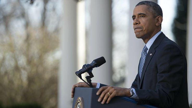 """Obama powiedział, że Kosowo odłączyło się od Serbii w drodze referendum, czyli zgodnie z normami prawa międzynarodowego, """"poprzez współpracę z ONZ oraz sąsiednimi państwami"""". - A w przypadku Krymu nic takiego nie miało miejsca - dodał. Tymczasem referendum w Kosowie, o którym mówił Obama, w ogóle się nie odbyło. http://sowa.blogg.de/2014/04/03/tusk-sikorski-i-brednie-laikow-ktorzy-nie-znaja-zasad-i-kompromituja-polske-nie-nadaja-sie-do-polityki/"""