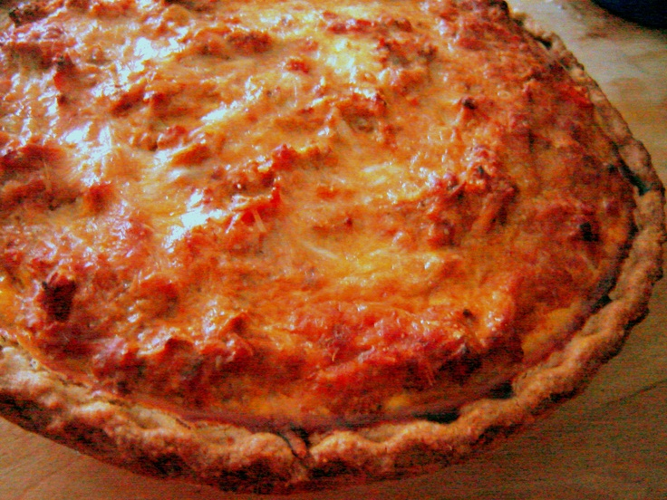 savory pumpkin pie | Pumpkin - Savory Recipes | Pinterest