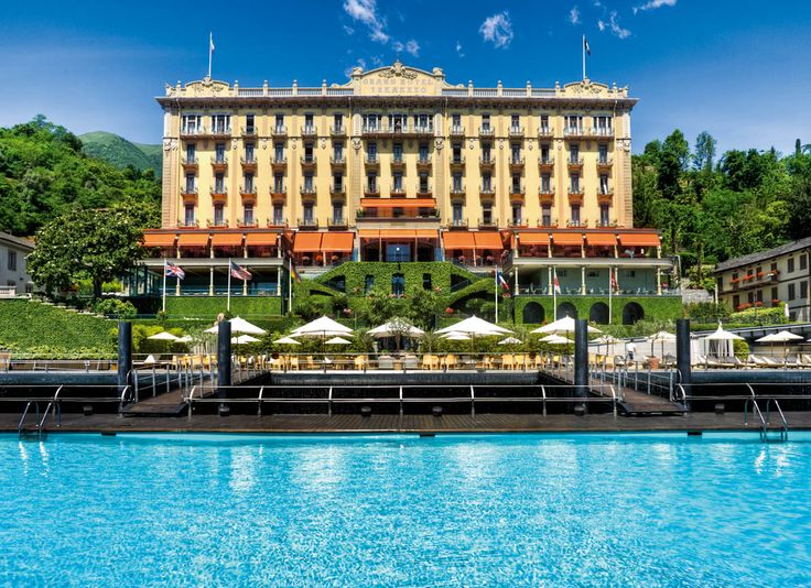 Grand hotel tremezzo lake como italy favorite places for Great small hotels italy