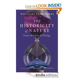 the historicity of nature essays on science and theology