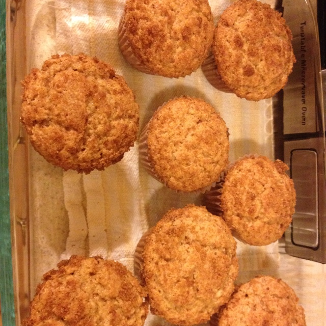 Cinnamon crumb cake muffins! | Eat, Drink, and be Merry :) | Pinterest