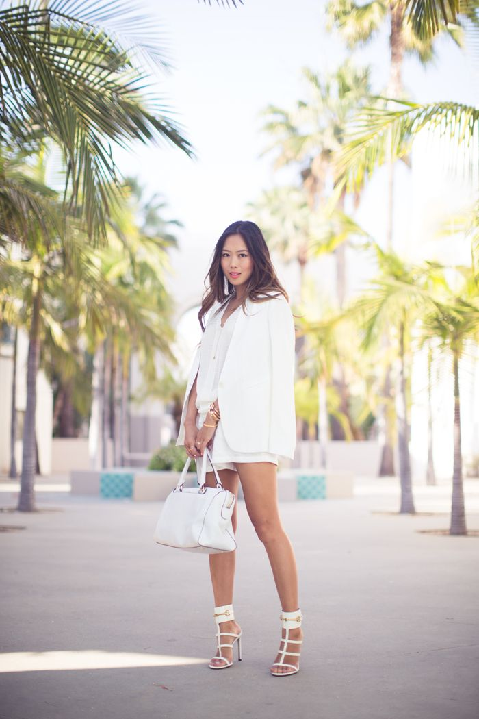All White | Song of Style