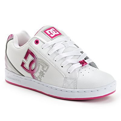 DC Cosmo Skate Shoes - Womens