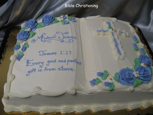 Images Of Bible Cake Ideas and Designs