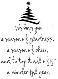 nice christmas wishes for cards xmas
