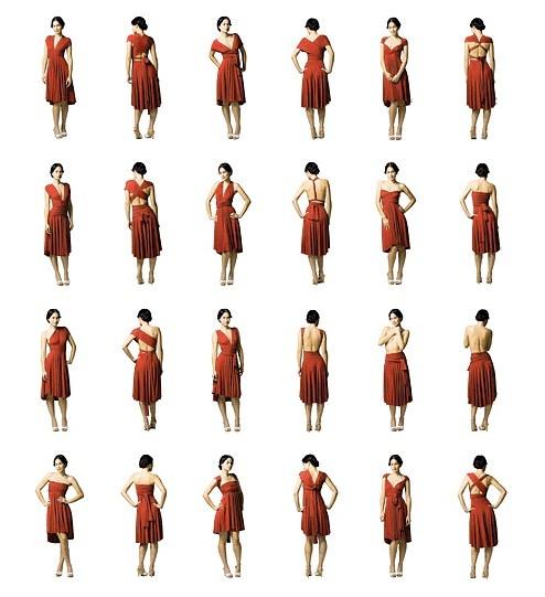 explore infinity dress styles
