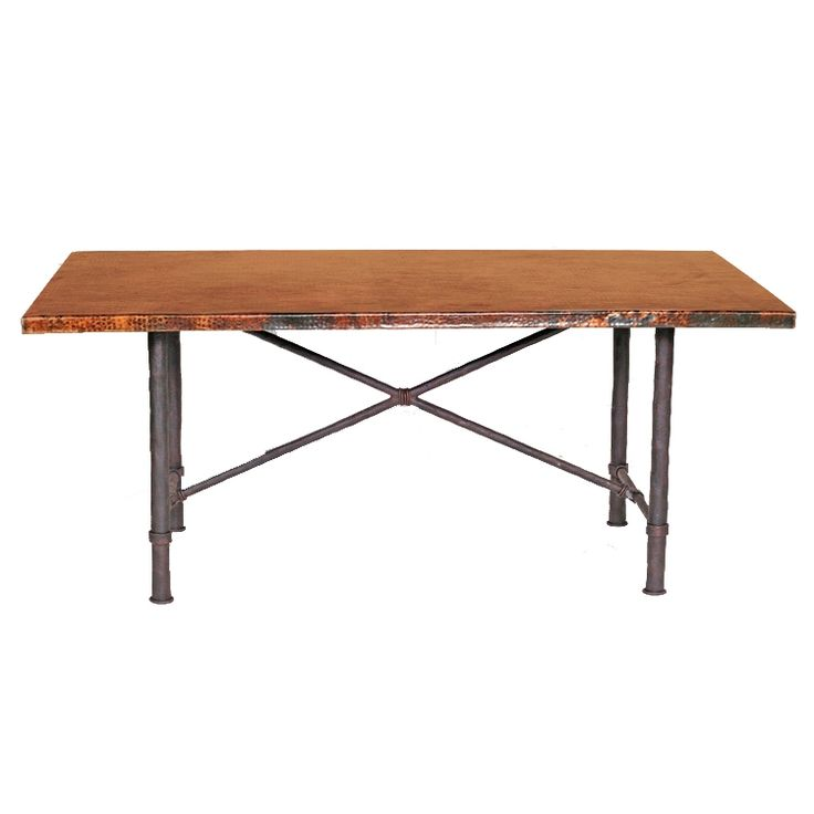 Burlington dining table base only for Dining table only
