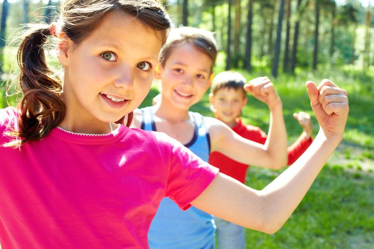FITKID2K! Keep your kids healthy and strong and off of the coach.
