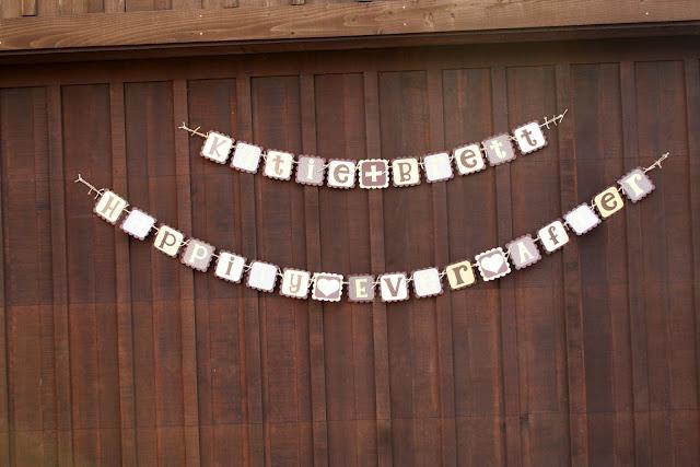 Funky Vintage Lovely Blog: Katie + Brett Wedding