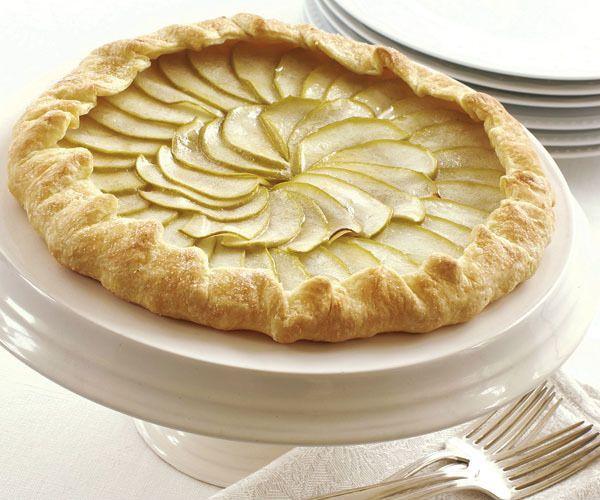 Apple-Walnut-Ginger Galette Recipes — Dishmaps