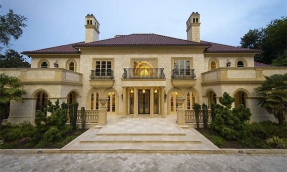 Beautiful u s mansions for sale beautiful homes pinterest for Really nice mansions