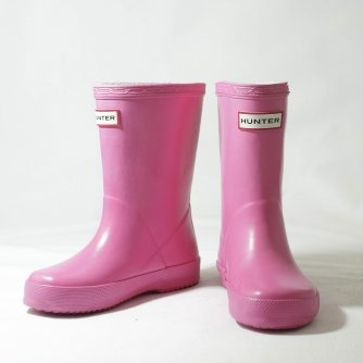 Pink boots, perfect for girls!! $39
