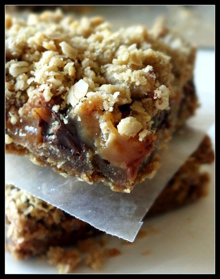 Oatmeal Carmelitas | Recipes | Pinterest