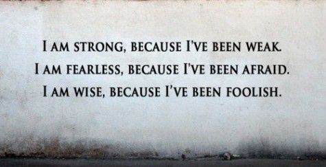 Strong, Fearless, Wise