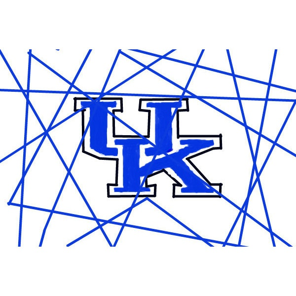 kentucky wildcat logo coloring pages - photo#29
