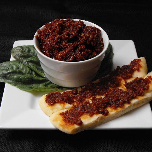Sun-dried tomato pesto | ALL ABOUT PESTOS | Pinterest