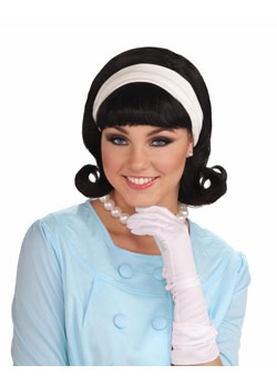sock hop hairstyles : Syds hairstyle for the sock hop Sock hop Pinterest