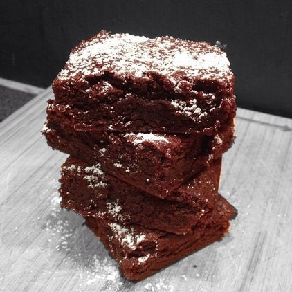 Classic Brownies | Under The Linden Trees | Pinterest