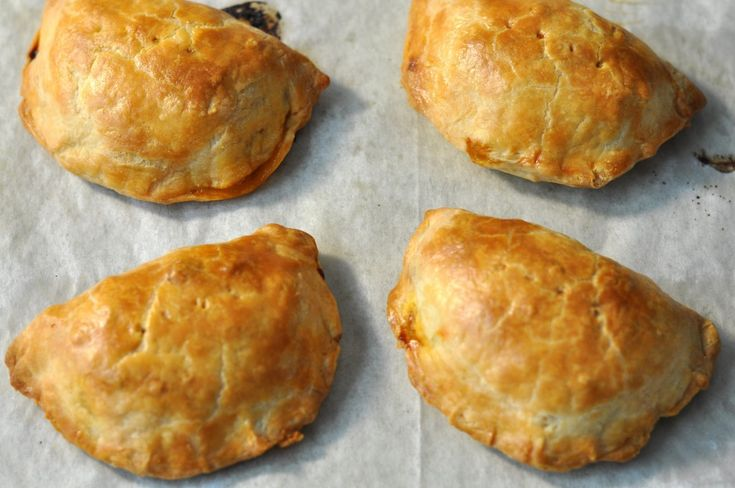 ... . These Barbecue Chicken Empanadas would be just the ticket