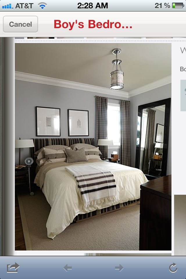 Master bedroom paint colors for the home pinterest Master bedroom colors pictures