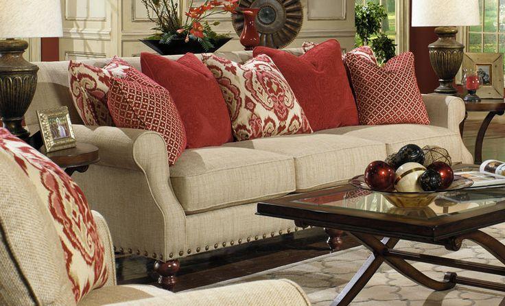 Paula Deen Tapestry Sofa Paula Deen Furniture Pinterest