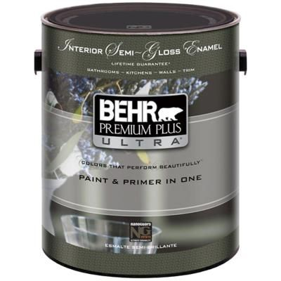behr premium plus ultra semi gloss paint best for painting kitchen. Black Bedroom Furniture Sets. Home Design Ideas