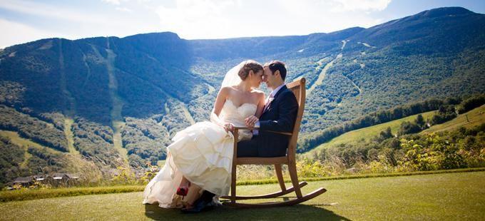 Weddings - Stowe Weddings - Vermont Weddings - Stowe Mountain Resort