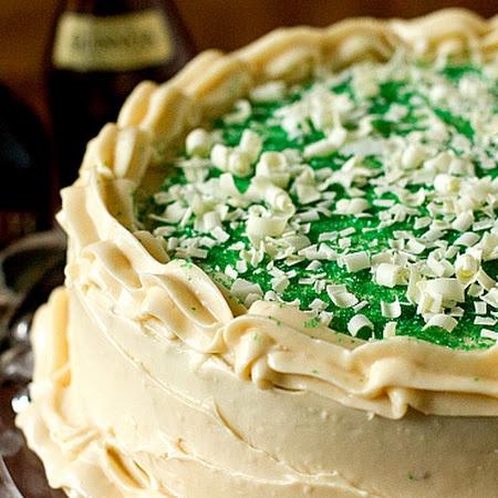 Chocolate Stout Cake with Baileys Irish Cream Cheese Frosting ...