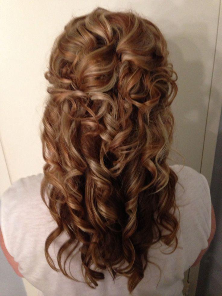 Wedding Hair Trial | Wedding Ideas | Pinterest