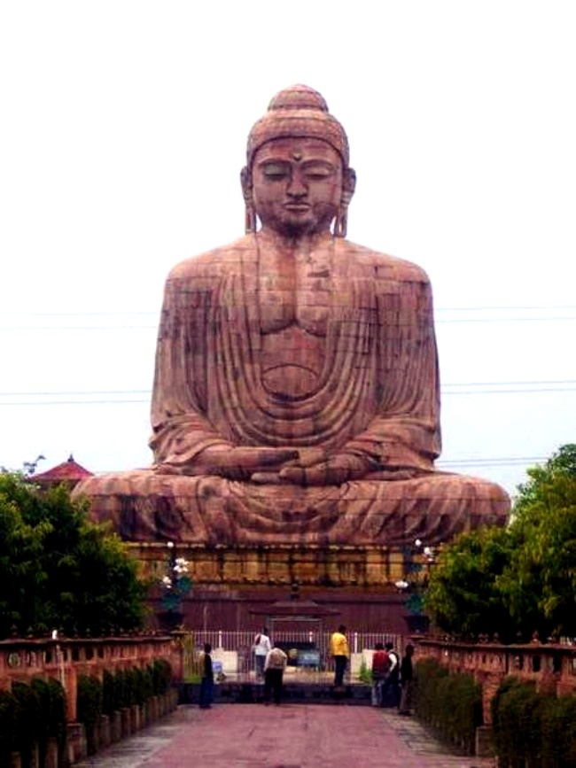 Gaya India  City new picture : Buddha of Bodh Gaya, India | Favorite Places & Spaces | Pinterest