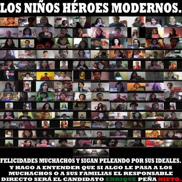 Los niños héroes modernos | Morena | Pinterest