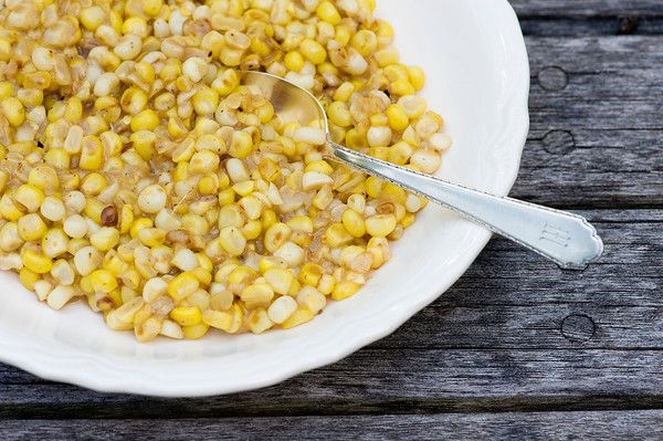 Buttered Skillet Corn...if you've never tried corn this way, you gotta ...