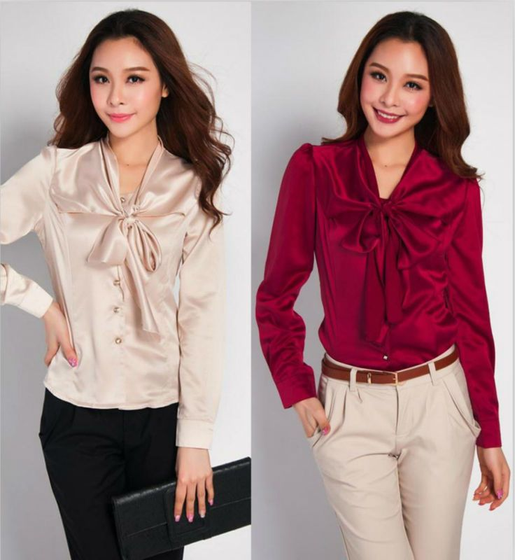 Shirts And Blouses For Work Photo Album - Fashion Trends and Models