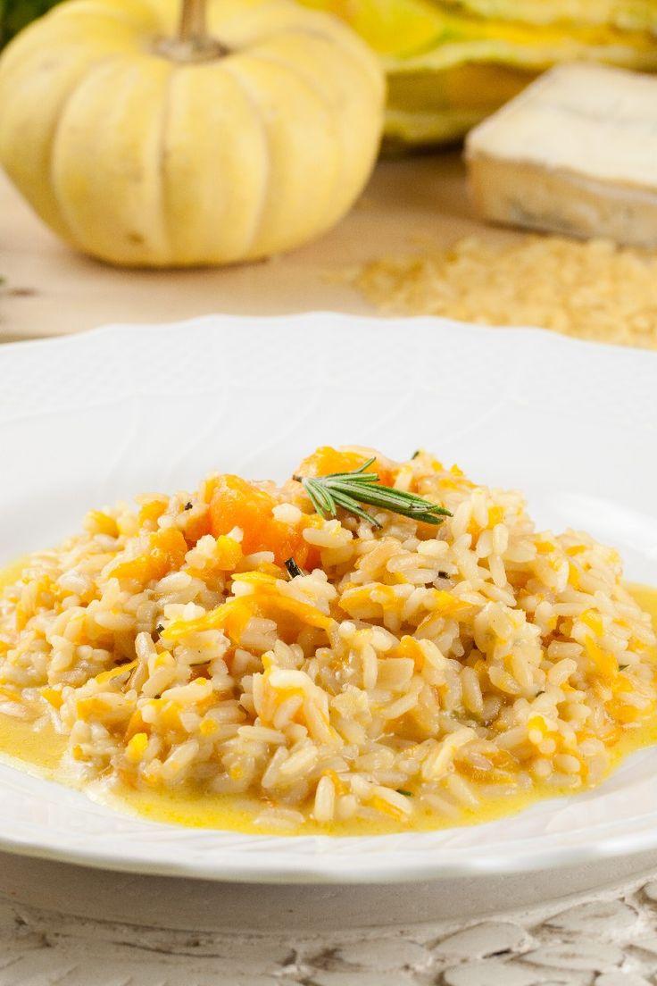 Pumpkin Risotto Fall #Recipe | sidecar | Pinterest